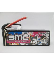 SMC True Spec Extreme Graphene V2 14.8V-6400mAh-150C Softcase