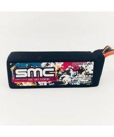 SMC 64401-3S2PB True Spec Extreme Graphene V2 3s 11.1V-6400mAh-150C G10 Plates