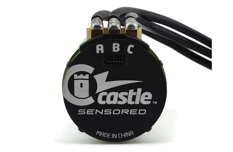 Castle Creations Castle Creations 2028 1100kv Sensored Brushless Motor