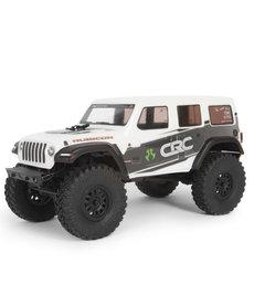 AXI SCX24 2019 Jeep Wrangler JLU CRC 1/24 4WD-RTR WHT