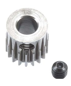 Robinson Racing RRP2018 48 Pitch Pinion Gear, 18T 5mm Bore
