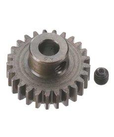 Robinson Racing RRP8725 Piñón extra duro de 5 mm de diámetro interior 8 (31,75P), 25 dientes