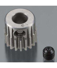 Robinson Racing RRP2019 Mecanizado endurecido de 48 pasos, piñón de 19 dientes de 5 mm de diámetro