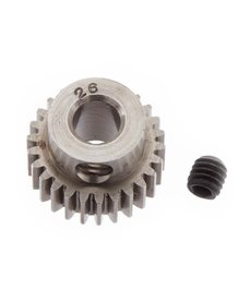 Robinson Racing RRP2026 48-Pitch Pinion Gear, 26T 5mm Bore