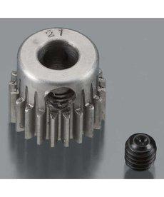 Robinson Racing RRP2021 48 paso mecanizado, piñón 21 dientes 5 mm de diámetro