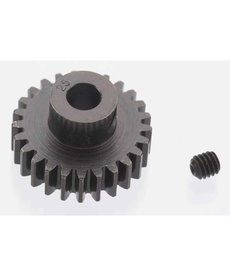 Robinson Racing RRP8625 Extra Hard 25 Tooth Blackened Steel 32p Pinion 5mm