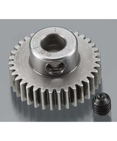Robinson Racing RRP2035 48 Pitch Machined, 35T Pinion 5mm Bore