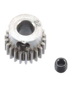 Robinson Racing RRP2022 Engranaje de piñón de 48 pasos, 22 dientes de 5 mm de diámetro