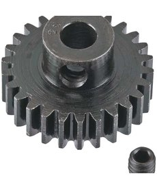 Robinson Racing RRP8626 Piñón de acero ennegrecido de 32 pines, 26 dientes extraduro, 5 mm