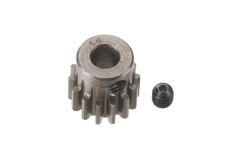 Robinson Racing RRP8714 Extra Hard 5mm Bore .8 Module(31.75P) Pinion 14T