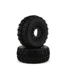 Pro-Line Racing Pro-Line Trencher X SC 2.2/3.0 Tires w/Raid Wheels (Black) (2) (M2)