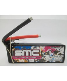 SMC 40389-3S1P True Spec Extreme Graphene V2 11.1V-4000mAh-150C Paquete Softcase Drag Racing