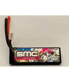 SMC 40389-2S1P True Spec Extreme Graphene V2 7.4V-4000mAh-150C Paquete Softcase Drag Racing