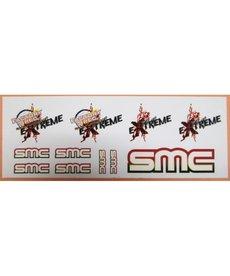 SMC 1011 Race Formula Extreme Sticker Sheet