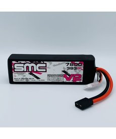 SMC 78393-4S1P True Spec Extreme Graphene V2 14.8V 7800mAh 120C with G10 plates