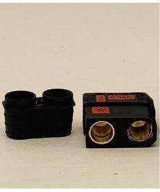 SMC QS8 Conector anti-chispas de 8 mm de baja resistencia