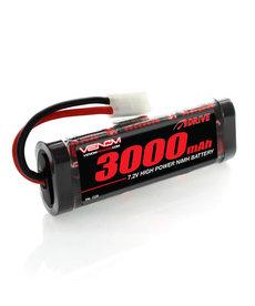 Venom Racing DRIVE 7.2V 3000mAh NiMH Battery with Tamiya for