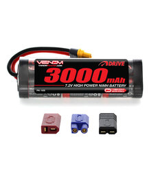 VNR VNR1532 DRIVE 7.2V 3000mAh NiMH  : UNI 2.0 Plug