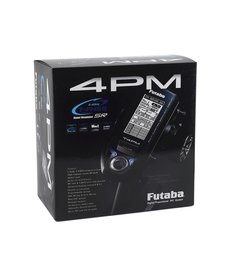 FUT Sistema de radio Futaba 4PM 4 canales 2.4GHz T-FHSS con receptor R304SB