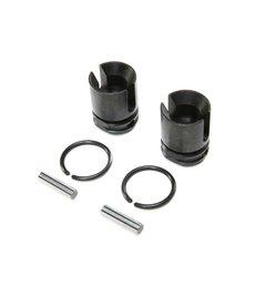 LOSI LOS252121 Outdrive Cup, Center, 5mm Pin (2): DBXL-E 2.0