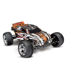 Traxxas 37054-4-ORNG Rustler®: 1/10 Scale Stadium Truck. Ready-To-Race with TQ 2.4GHz radio system and XL-5 ESC (fwd/rev)
