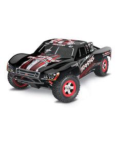 Traxxas 70054-1-MIKE Slash Camión de carrera corto Pro 4WD de escala 1/16 con radio TQ de 2,4 GHz