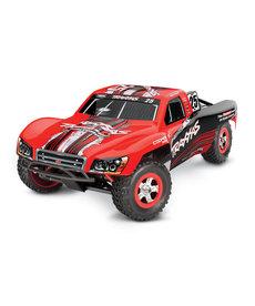 Traxxas 70054-1-MARK Slash: Camión de carrera corto Pro 4WD de escala 1/16 con radio TQ de 2,4 GHz