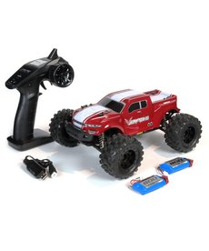 Redcat Racing Red Volcano-16 1/16 Scale Brushed Electric Monster Truck