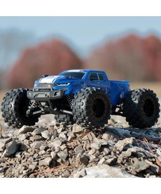Redcat Racing Blue Volcano-16 1/16 Scale Brushed Electric Monster Truck