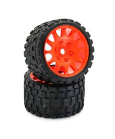 Power Hobby Powerhobby Scorpion Belted Monster Truck Tires / Wheels w