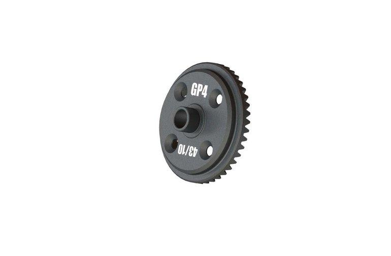 Arrma Main Diff Gear 43T Spiral 29mm Diff Case GP4 5mm