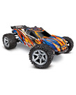 Traxxas 67076-4-ORNG  Rustler 4X4 VXL: 1/10 Scale Stadium Truck with TQi Traxxas Link  Enabled 2.4GHz Radio System & Traxxas Stability Management (TSM)