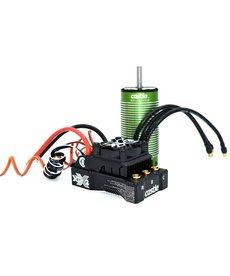 Castle Creations Castle Creations Mamba XLX 2 1/5 Sensored Brushless ESC/Motor Combo (1100Kv) w/2028 Motor