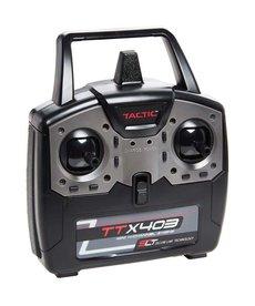 TAC TTX403 4-Channel FHSS SLT Mini Transmitter Item No. TACJ2403
