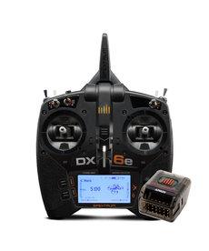 SPM Transmisor DSMX de 6 canales SPM6655 DX6e con AR620