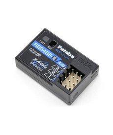 Futaba Futaba R204GF-E S-FHSS High Voltage 4-Channel 2.4GHz Micro Receiver