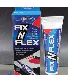 DLM AD78 Fix n Flex: relleno flexible / espuma adhesiva segura