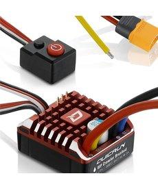 Hobbywing HWI30112750  QuicRun 1080 Waterproof Rock Crawler Brushed ESC (2-3S)