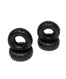 Axial AXI40001 1.0 BFGoodrich Krawler T/A Tires (4pcs): SCX24 crawler