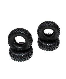 Axial Neumáticos AXI40001 1.0 BFGoodrich Krawler T / A (4 piezas): oruga SCX24