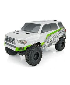 Element Rc Element RC Enduro24 Trailrunner 1/24 4WD RTR Scale Mini Trail Truck (Grey) w/2.4GHz Radio