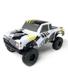 Element Rc Element RC Enduro24 Sendero 1/24 4WD RTR Scale Mini Trail Truck (Black/Yellow)