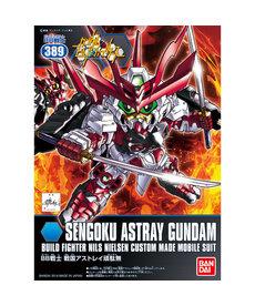 Bandai BB389 Sengoku Astray Gundam Model Kit, from SD Action