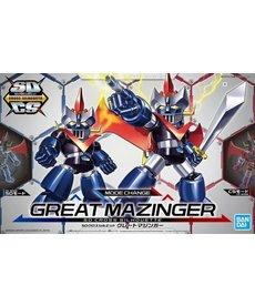 "Bandai Great Mazinger ""Mazinger"" Bandai SDCS"