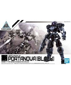 "Bandai #20 Bexm-15 Portanova (Black) ""30 Minute Missions"", Bandai"