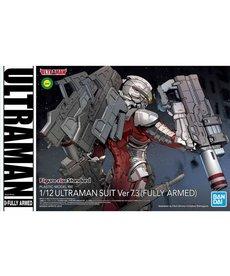 Bandai Ultraman Ultraman Suit Ver 7.3 Fully Armed Figure-rise Standard 1:12 Scale Model Kit