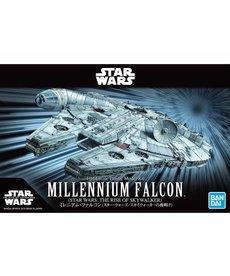 Bandai Star Wars: The Rise of Skywalker Millennium Falcon 1:144 Scale Model Kit