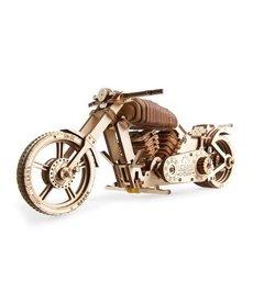 UGears UGears Motorcycle Bike VM-02 Wooden 3D Model