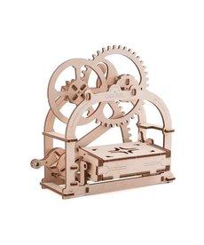 UGears UGears Mechanical Etui/Box Wooden 3D Model