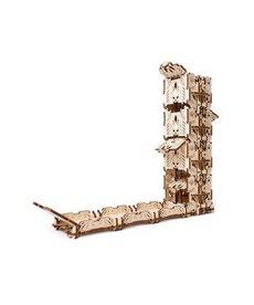 UGears UGears Modular Dice Tower Wooden 3D Model Kit